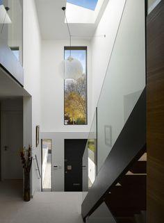 ideas home exterior makeover modern entrance Interior Simple, Modern Interior Design, Interior Architecture, Modern Entrance, Entrance Design, Entrance Foyer, Modern Minimalist House, Minimalist Design, Home Exterior Makeover