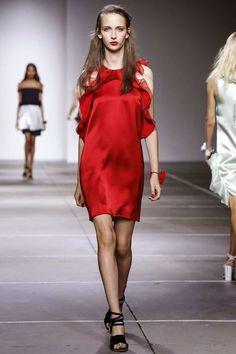 TOPSHOP UNIQUE - Spring Summer 2015 - London Fashion Week