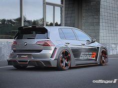 Volkswagen Golf R por Oettinger