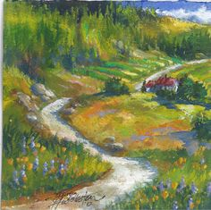 April Showers Bring May Flowers And Road Trips by DaveHuddleston, $25.00