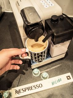 1000 images about travels with nespresso on pinterest for Best coffee in milan