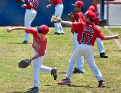Learn how to teach baseball pitching to kids 7-14 with instruction from former pro pitcher Steven Ellis on mechanics, velocity, arm care, grips, drills and more!
