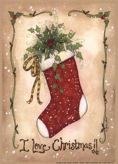 *I Love Christmas*
