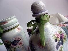 Dorota_mk: decoupage; check site for other projects