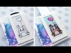 Magic Slider Card (Color Slider Card) – kwernerdesign blog