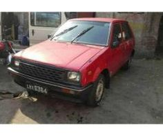 Daihatsu Charade New Engine Scratch Less Body Model 1984 Sale In Lahore