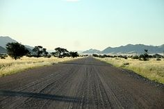 Camino De Grava, Dirt Road, Lonely