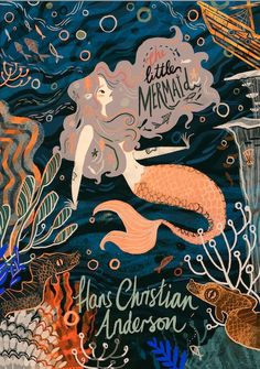 The Little Mermaid by Hans Christian Anderson