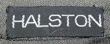 1973 to 74 Halston label Metropolitan Museum of Art*