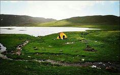 Neor Lake ,Sobatan, Ardabil, Iran