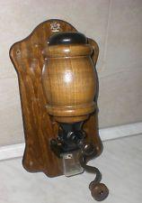 Manuelle Kaffeemühle-Wandkaffeemühle-Coffee Grinder von Zassenhaus aus Holz-Top!