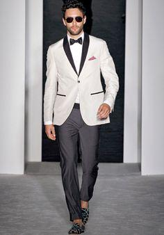 #Gangnam #Style - Dress classy, dance daggy @ Men's Fashion Week: Fashion Shows: GQ