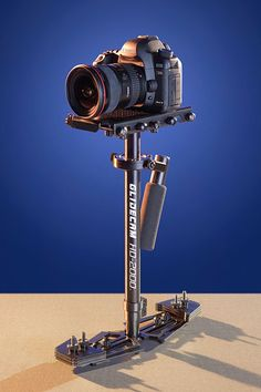 $500 Glidecam HD 2000. If I ever get my 5D Mark II then this is next on the list.