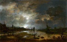 Aernout (Aert) van der Neer (1603 - Gorinchem, 9 november 1677) was een Nederlands landschapsschilder.