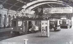 station Rotterdam Centraal stationsgebouw II (1940)