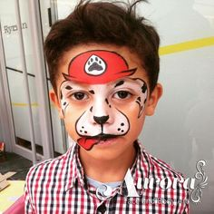 """Aurora Face&Body Art on Twitter: """"2 days on #PawPatrol and I think I can…"""