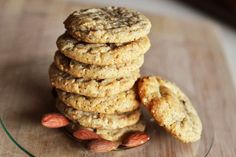 Chewy Almond Cookies | Tasty Kitchen: A Happy Recipe Community!