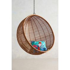 Float this handcrafted pod from living room beams or porch rafters for a vibe that's relaxed, yet sophisticated. An adjustable chain makes it a cinch to customi...
