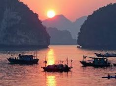 With Halong Bay Cruise you will have various options to choose from. It can be Superior Cruises, Ultra Luxury Cruises, Luxury Cruises or Deluxe cruises. Vietnam History, Group Tours, Ocean Waves, Tourism, Asia, War, River, Sunset, City