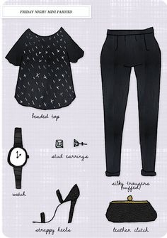 What I'm Wearing to Alt Summit2012 - Home - Creature Comforts - daily inspiration, style, diy projects + freebies