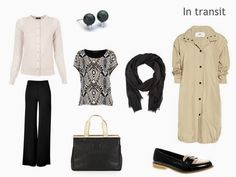How to Pack for Springtime in Paris: Neutrals with Texture