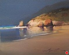 "Golden Opportunity by F. Michael Wood Oil ~ 8"" x 10"""