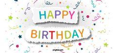 Happy Birthday Balloon Banner, Happy Birthday Posters, Cute Happy Birthday, Happy Birthday Greeting Card, Happy Birthday Messages, Happy Birthday Images, Happy Party, Birthday Background Wallpaper, Happy Birthday Wallpaper