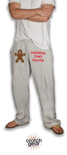 Holiday Diet Pants (Sweatpants)