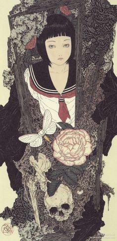 山本タカト(Takato+Yamamoto)-www.kaifineart.com-1.jpeg (623×1280)