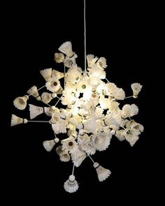 Student Activity. Students will make light fixtures using light bulb and cord, but also have a recycled outer shell.