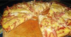 V dnešnom článku si spoločne ukážeme geniálny recept na domácu pizzu, ktorú pripravíte počas 15 minút.