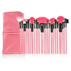 24 professional beauty makeup makeup brush sets * You can get additional details at the image link.