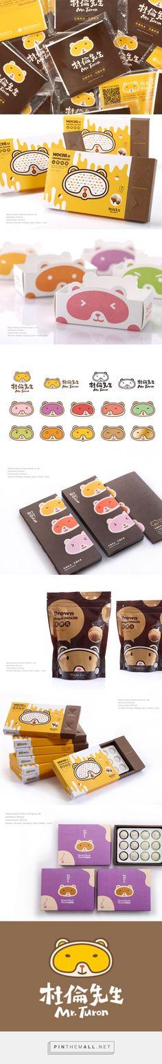 杜倫先生品牌規劃 | 存在設計 @ Design Group curated by Packaging Diva PD. Cute Mr. Turon products for the packaging smile file : )
