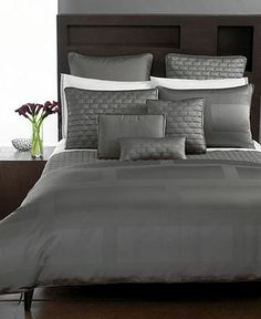 "Hotel Collection ""Frame"" Duvet Cover, King - Duvet Covers - Bed & Bath - Macy's"