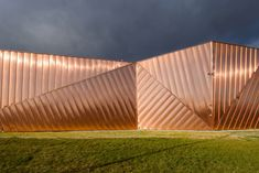 Museo de Fuego en Żory / OVO Grabczewscy Architekci