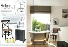 A shining example - the Usk Bath from http://drummonds-uk.com Essential Kitchen Bathroom Bedroom March 2013
