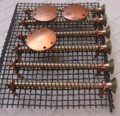 Counter enamel rack