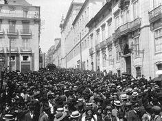 Rua do Alecrim - 1909
