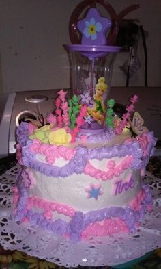 Tinkle cake