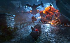 Download wallpapers Gears of War 4, 4k, 2017 games, gameplay, Gears 4