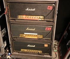 Malcom Young's amps