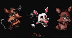 -Foxy- by xTitanPopcorn on DeviantArt