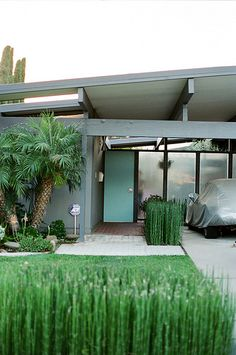 Eichler home, Orange California