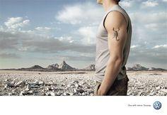 Kreative Print-Kampagnen gefunden auf www.klonblog.de gepinned von der Hamburger Werbeagentur BlickeDeeler. Ihr wollt mehr Infos über die Agentur? www.BlickeDeeler.de