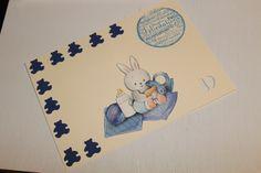 Carte de félicitations pour naissance : Papeterie, carterie par mes-creations-mon-paradis