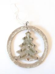 Tree Decorations, Venetian, Scrap, Drop Earrings, Antiques, Glass, Collection, Vintage, Jewelry