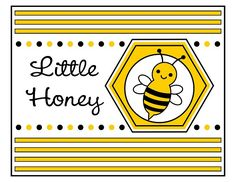 Free Printable Bumble Bee Decorations | beesign
