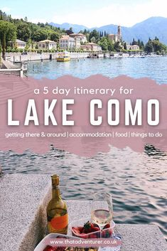 Travel Inspiration:Travelling to Lake Como Italy? Here are the best things to do in Lake Como including visiting Bellagio Como Varenna Menaggio and Tremezzo & eating brilliant Italian food. All this and more in this guide and Lake Como travel itinerary! Cinque Terre, Europe Destinations, Holiday Destinations, Comer See, Italy Travel Tips, Travel Europe, Ireland Travel, Budget Travel, Qatar Travel