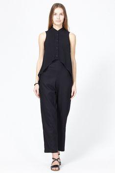 Shaina Mote Nin Jumpsuit (Black)