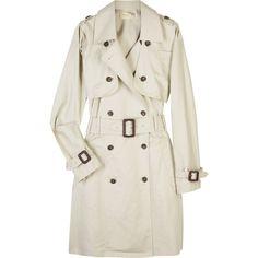 Convertible trench coat dress